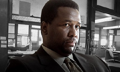 "Rolle: Det. William `Bunk´ Moreland, gespielt von Wendell Pierce in der Serie ""The Wire"""
