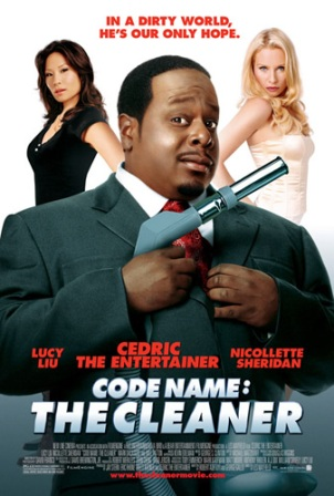 "Plakat des Films ""Codename : Cleaner"""